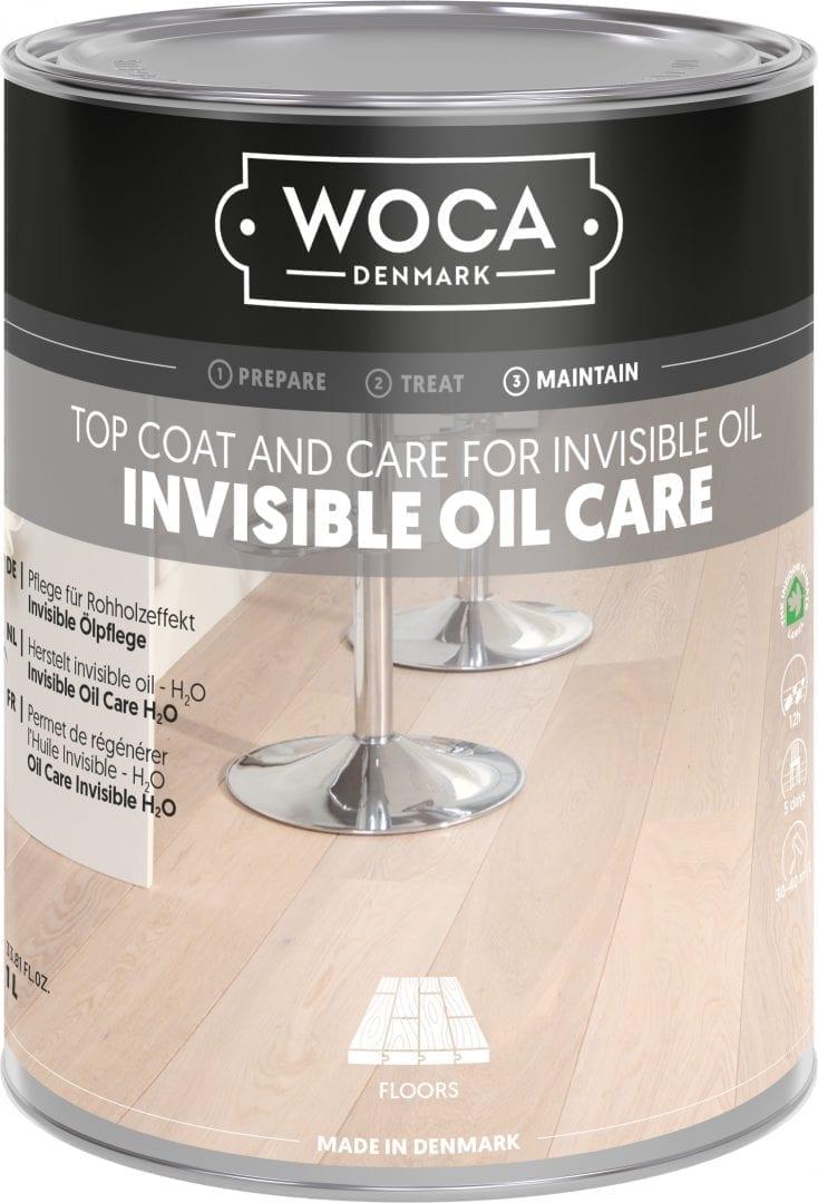 Onderhoud olievloer