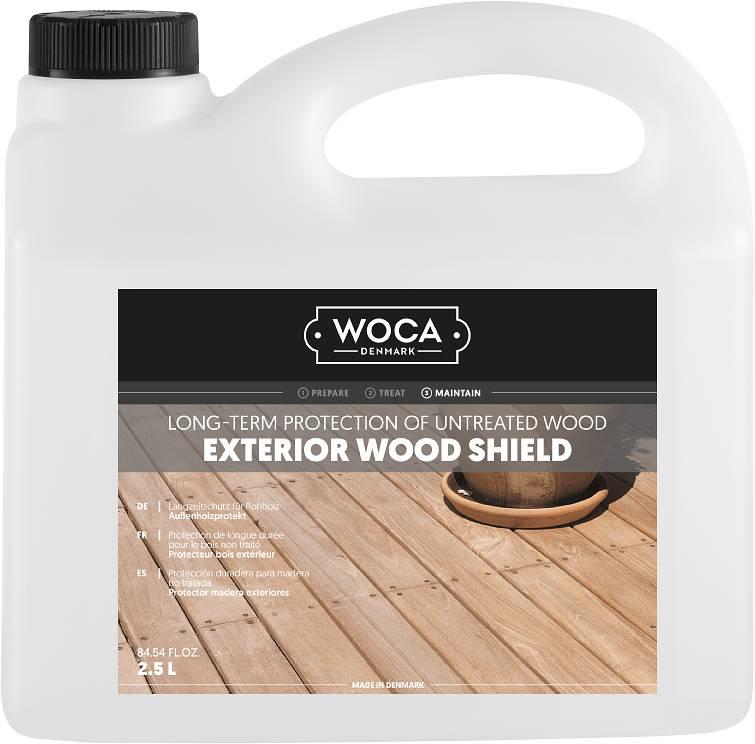 Buitenhout beschermen